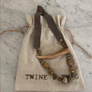 Twine & Twig necklace